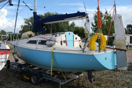 Hunter Hunter Delta 25 for sale in United Kingdom for 7.950 £