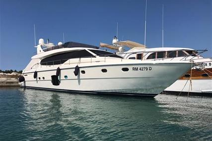 Ferretti 630 for sale in Croatia for €800,000 (£714,216)