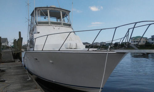 Image of Post 420 Sportfish for sale in United States of America for $60,000 (£43,020) Holden Beach, North Carolina, United States of America