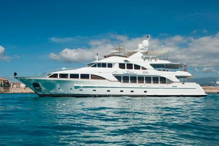Benetti classic 120 for sale in France for €6,950,000 (£6,241,693)