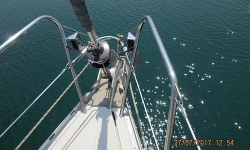 Image of Jeanneau Sun Odyssey 32.2 for sale in Spain for €38,950 (£34,391) Costa Blanca, , Spain