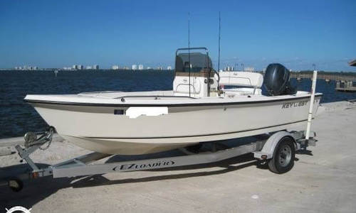 Image of Key West 1720 Sportsman for sale in United States of America for $18,500 (£14,032) Port Saint Lucie, Florida, United States of America