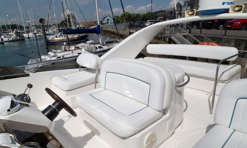 Image of Fairline Squadron 50 for sale in United Kingdom for £159,950 Weymouth, United Kingdom