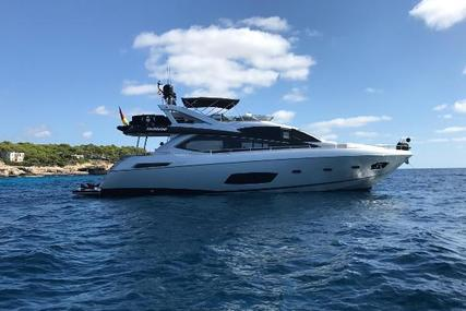 Sunseeker Manhattan 73 for sale in Spain for €1,980,000 (£1,774,512)