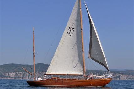 Classic Swedish Bermudan Yawl for sale in Italy for €45,000 (£39,721)