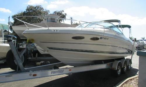 Image of Sea Ray 260 Overnighter for sale in United States of America for $19,799 (£14,134) Palmetto, FL, United States of America