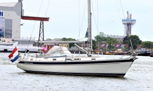 Image of Hallberg-Rassy 39 for sale in Netherlands for €199,000 (£175,500) BRUINISSE, Netherlands