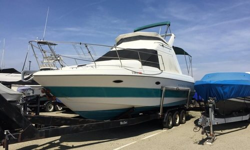 Image of Bayliner Ciera 3058 Command Bridge for sale in United States of America for $19,800 (£14,916) Huntington Beach, California, United States of America