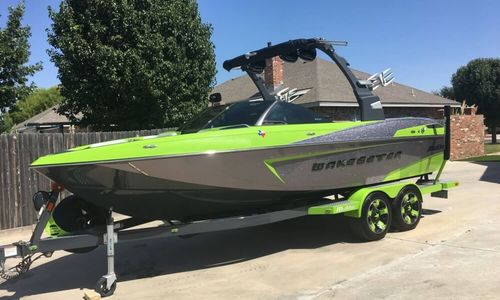 Image of Malibu Wakesetter 23 LSV for sale in United States of America for $103,500 (£76,968) Odessa, Texas, United States of America