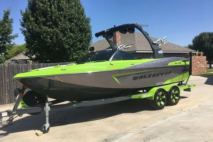 Malibu Wakesetter 23 LSV for sale in United States of America for $103,500 (£78,424)