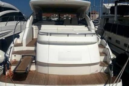 Princess V53 for sale in Italy for P.O.A.