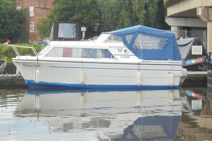 Viking 20 Wide Beam for sale in United Kingdom for £9,750