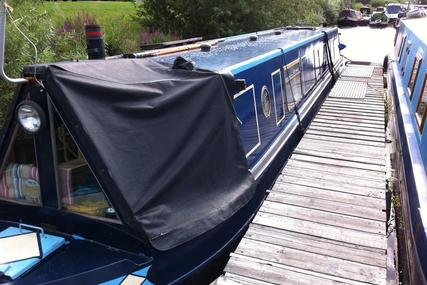 Brian Cross Cruiser Stern Narrowboat for sale in United Kingdom for £39,995
