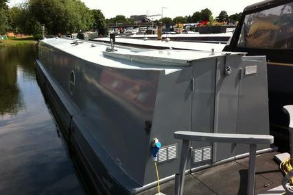 Heron Boatbuilders Semi Trad Narrowboat for sale in United Kingdom for £42,995