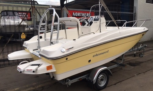 Image of Bayliner Element CC5 for sale in United Kingdom for £14,995 United Kingdom
