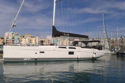 Hanse 455 for sale in Spain for £265,000