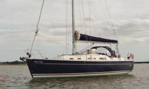 Image of Hanse 371 for sale in United Kingdom for £54,850 LEVINGTON, United Kingdom