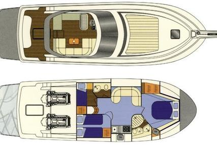 Uniesse 48 Open for sale in Greece for €330,000 (£294,160)