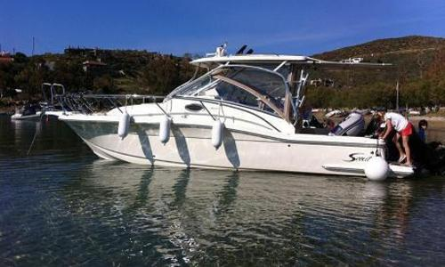 Image of Scout Boats 262 Abaco for sale in Greece for €62,000 (£55,352) Greece