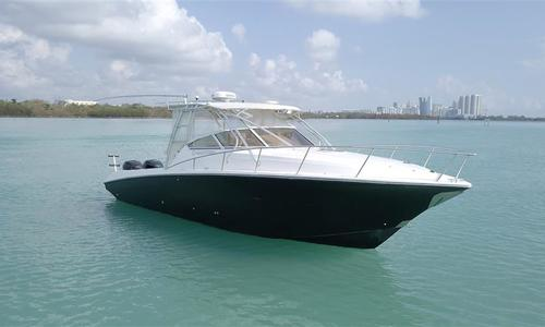 Image of Fountain 33 Sportfish Cruiser for sale in United States of America for $139,000 (£99,604) Sunny Isles, United States of America