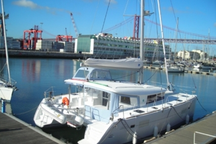 Lagoon 400 for sale in Portugal for €300,000 (£264,700)