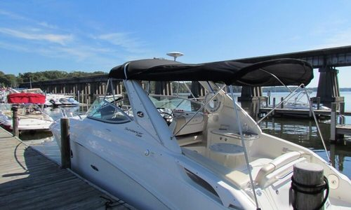 Image of Sea Ray 280 Sundancer for sale in United States of America for $105,600 (£76,678) Stafford, Virginia, United States of America