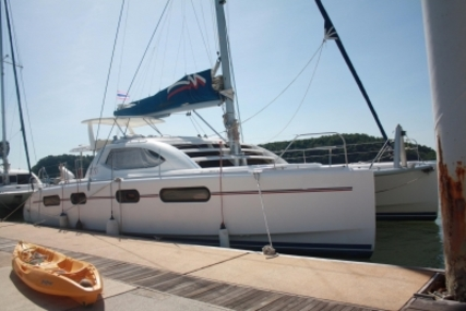 Robertson and Caine Leopard 46 for sale in France for €275,000 (£240,427)