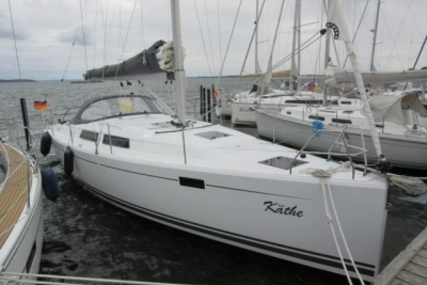 Hanse 385 for sale in Germany for €133,000 (£113,770)