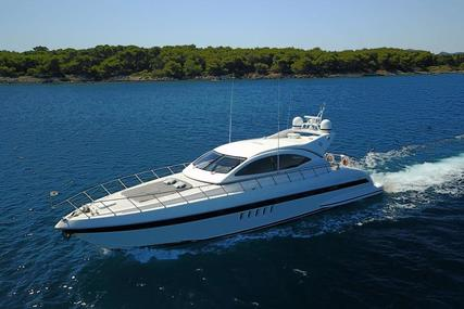 Mangusta 72 for sale in France for €690,000 (£603,005)