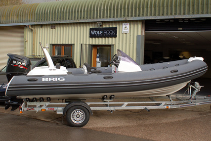 Brig NEW Eagle 580 for sale in United Kingdom for £31,390