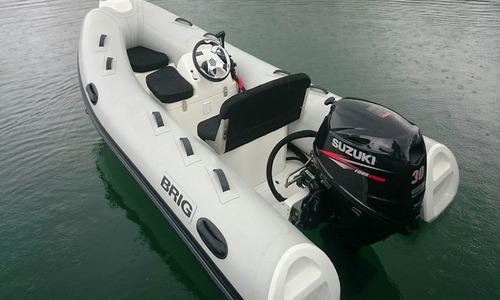 Image of Brig Falcon 360T Tender - NEW 2020 - ORCA Hypalon for sale in United Kingdom for £9,080 South West, Kingsbridge, United Kingdom
