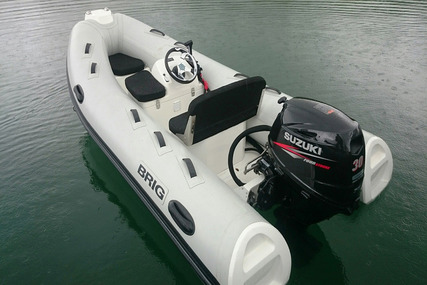 Brig Falcon 360T Tender - NEW 2021 - ORCA Hypalon for sale in United Kingdom for £10,295