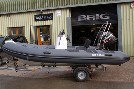 Brig Falcon Rider 450L (Luxury Model) for sale in United Kingdom for £12,995