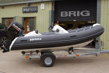 Brig Eagle 380 - ORCA Hypalon for sale in United Kingdom for £16,995