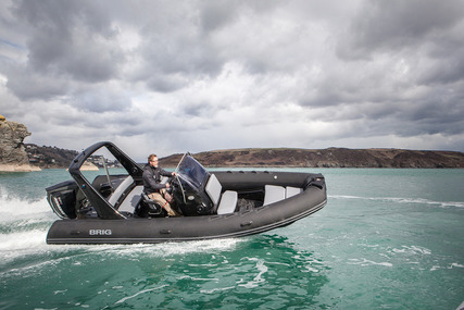Brig Eagle 650 Custom 'All-Black' - ORCA Hypalon Fabric Impression for sale in United Kingdom for £43,464