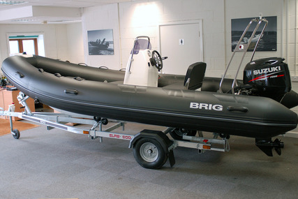 Brig Falcon Rider 500L - ORCA Hypalon for sale in United Kingdom for £16,194