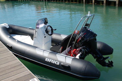 Brig Falcon Rider 400L for sale in United Kingdom for £11,995