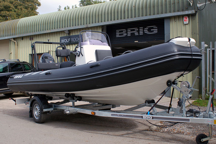 Brig Navigator 570 for sale in United Kingdom for £26,995