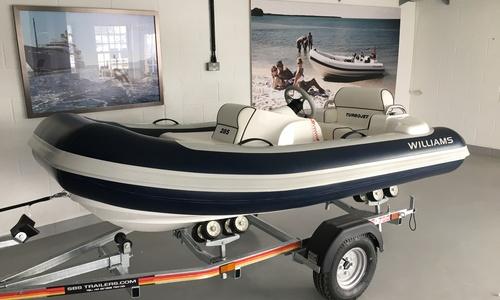 Image of Williams Turbojet 285 for sale in United Kingdom for £14,950 Boats.co. HQ, Essex Marina, United Kingdom