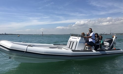 Image of Ballistic 7.8M for sale in United Kingdom for £77,976 South East, Portsmouth, United Kingdom