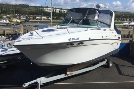 Crownline Used  262 CR with Mercruiser 220HP Diesel Engine for sale in United Kingdom for £24,995