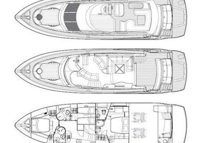 Sunseeker Manhattan 60 for sale in Turkey for £550,000