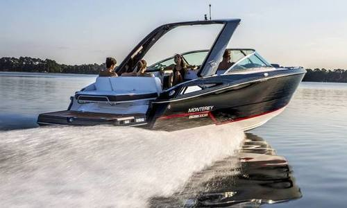 Image of Monterey 258SS - 2018 Model for sale in United Kingdom for £106,519 Poole, United Kingdom