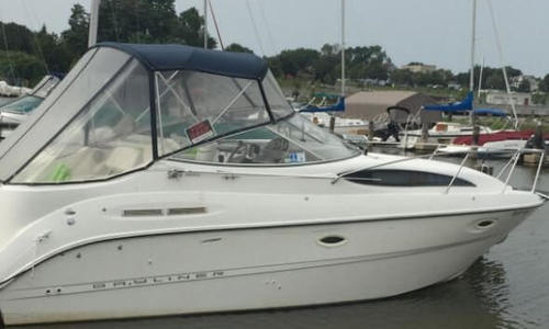 Image of Bayliner Ciera 2655 Sunbridge for sale in United States of America for $17,500 (£13,244) Rochester, New York, United States of America