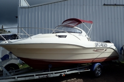 Quicksilver 620 Cruiser for sale in France for €15,400 (£13,634)