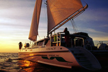 Woodwind Kurt Hughes Custom Catamaran for sale in Belize for $850,000 (£662,660)