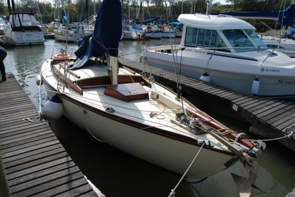 Classic Folkboat 25 for sale in United Kingdom for £7,500