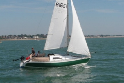 Rob Humphries Conquest 23 for sale in United Kingdom for £2,750