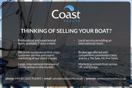 Sessa Oyster 40 for sale in United Kingdom for £94,850