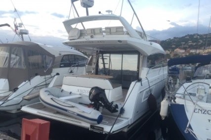 Prestige 450 for sale in France for €490,000 (£437,457)